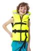 Komforta glābšanas veste Jauniešu dzeltenā krāsā izmēri 4XS, 3XS/2XS, XS/S, M/L