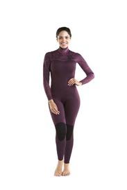 Sieviešu hidrotērps Victoria 3|2MM   izmēri S, M, L, XL
