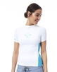 Rash Guard Women White XS, S, M, L, XL