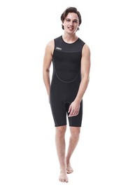 Vīriešu hidrotērps īsais Perth Shorty 1.5MM izmēri S, M, L, XL, 2XL, 3XL