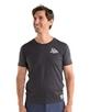 T-krekls vīriešu- Tumši pelēks S, M, L, XL, 2XL