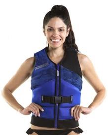 Sieviešu glābšanas veste Unify Vest Women Indigo Blue XS, S, S+, M, M+, L, XL, 2XL