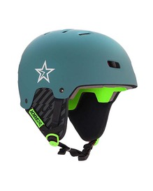 Veikborda aizsargķivere Base Helmet Dark Teal izmēri XS, S, M, L, XL