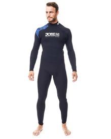 Unisex hidrotērps Heavy Duty Fullsuit 5|3MM izmēri 2XS, XS, S, M, L, XL, 2XL, 3XL