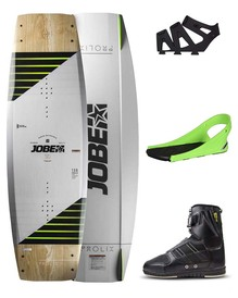 Prolix Wakeboard Premium 143 & Drift Bindings Set size 6, 7, 8, 9, 10, 11