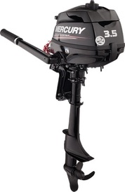 Benzīna motors MERCURY F3.5MH