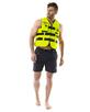 Peldveste  Heavy Duty Moniteur Vest 2XS, XS, S, M, L, XL, 2XL, 3XL