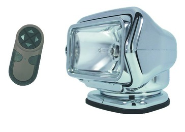 Prožektors 3006 GOLIGHT STRYKER CHROME