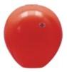 Enkurboja CC-3 sarkana