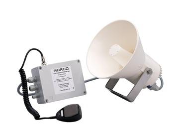 Elektrisks miglas signāls 150 041 12 ELECTRON.WHISTLE 12V