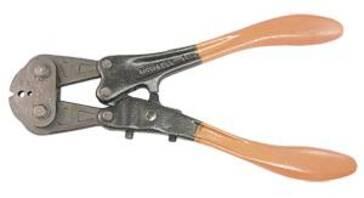 Preses uzmavu instrumenti - rokas darbarīki (presēšanas knaibles) NT271B