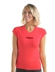 Rash Guard Shortsleeve Women V-Neck XS, S, M, L, XL