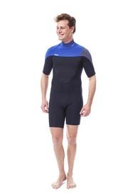 Vīriešu hidrotērps īsais Perth Shorty 3|2MM Blue  izmēri S, M, L, XL, 2XL, 3XL