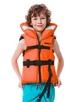Komforta glābšanas veste Jauniešu oranža 4XS, 3XS/2XS, XS/S, M/L