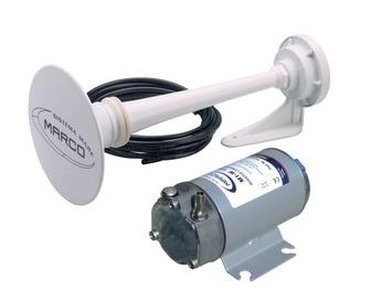 Elektrisks miglas signāls 150 000 12 WHISTLE 12V D200 12/