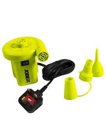 Elektriskais pumpis ar UK kontaktdakšu Air Pump With UK Plug 230V