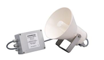 Elektrisks miglas signāls ELECTRIC WHISTLE 24 V