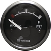 Ūdens indikators 110610 IPWR melna ciparnīca un hromēts gredzens