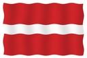 Latvijas karogs 20x30
