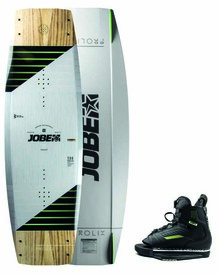 Prolix Wakeboard 134, 138, 143 & Unit Bindings Set izmērs 3/6, 7/10, 10/12