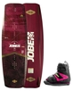 Veikborda dēlis Armada Red 137 & Host Bindings Pink Set izmēri 3/6, 7/10
