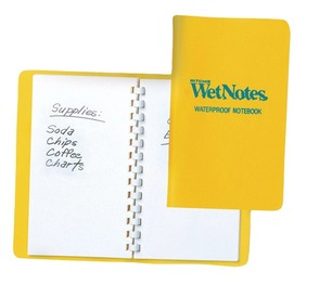W-35 WETNOTES NOTEBOOK