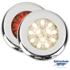 Lampa NOVA SMD LED, CHROME SWITCH RED/WH