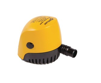Pumpis BE1484 ORCA AUTO 1300GPH 24V