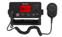 Ray63 VHF Radio (optional 2nd handset) with Integrated GPS receiver