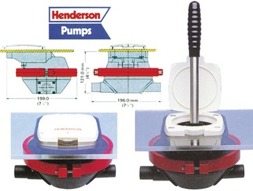 Pumpis HENDERSON NEW COMPACT 50