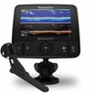 "Dragonfly 7Pro 7"" Sonar GPS with CHIRP DownVision & CPT-DVS Transom Mount Transducer, No Chart"