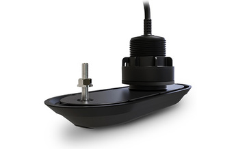 RV-300 RealVision 3D Plastic Through Hull Transducer 0°, Direct connect to AXIOM (8m cable)